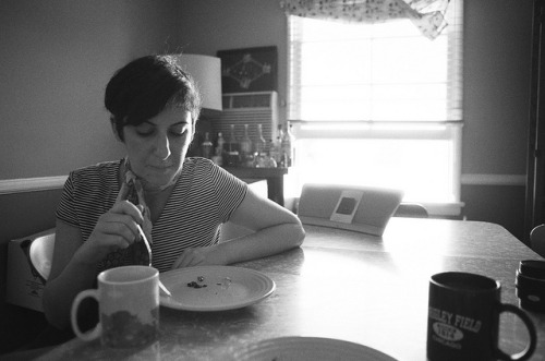 ILFORDHP5_APR2013-7 on Flickr.Pre-museum breakfast.