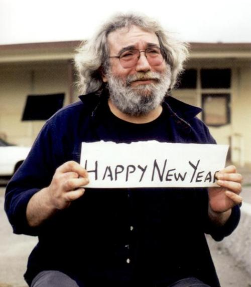 Happy New Year. Live and Let Jerry.