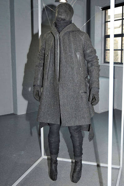 Aitor Throup Menswear Autumn/ Winter Collection 2013-2014