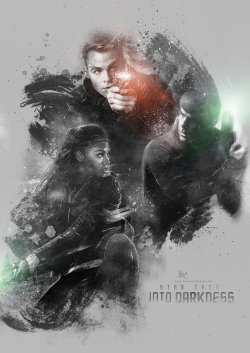 arafel7:  Star Trek Into Darkness by Etienne Ripzaad