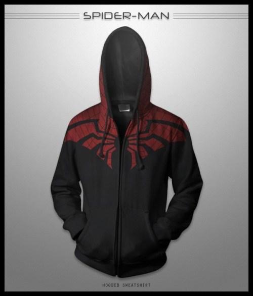 Fantastic Superhero Hoodie Designs by SevenThirtyTwo  [source]