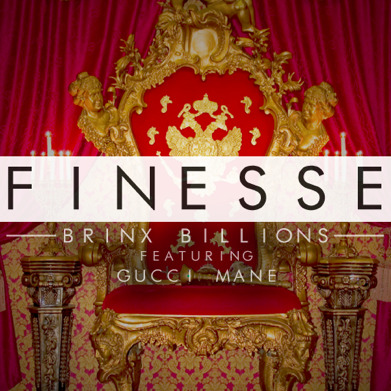 "Check out my artist Brinx Billions ft. Gucci Mane with ""Finesse"" —> http://bit.ly/RKE5uB  His mixtape #iAintNoFnRapper coming soon!! Follow him on Twitter @ BrinxBillions"