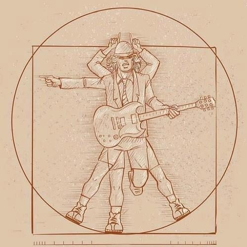 will-you-tempt-fate:  Rocker Anatomy