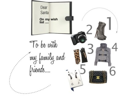 WISH LIST by elena-papoutsi featuring leopard print gloves ❤ liked on PolyvoreBurberry  jacket, $6,865 / Alaïa platform boots / Chanel  / Causse Gantier leopard print glove / Bentley Ettinger Large Black Leather Notebook / Lanvin Alber Women Small Notebook / OLYMPUS Traveller SP-620UZ Bridge Camera Black, $200