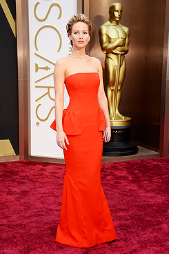 degrausserr:  maytheodds:  Stunning ladies Oscars 2014  I believe you are all forgetting someone