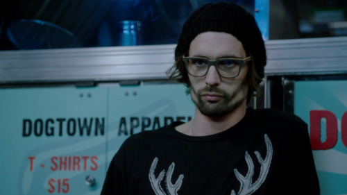 Tyson Ritter of The All-American Rejects is in Amazon's 'Betas' pilot. What are these?