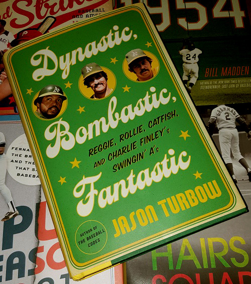 Dynasty, Bombastic, Fantastic Jason Turbow