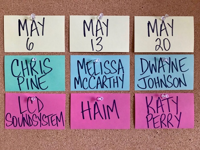 Saturday Night Live: Happy May! #SNL