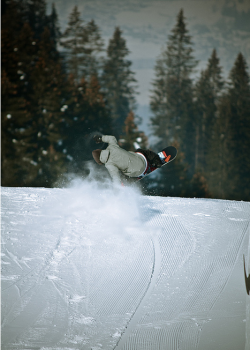 snow winter trick snowboard snowboarding can't wait snowboarder Butter corduroy buttering fresh groomies