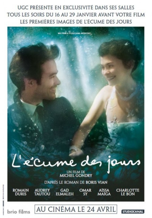 L'écume des jours (trailer here) this looks so gorgeous. i'm so happy there's a new movie by Michel Gondry in the world.