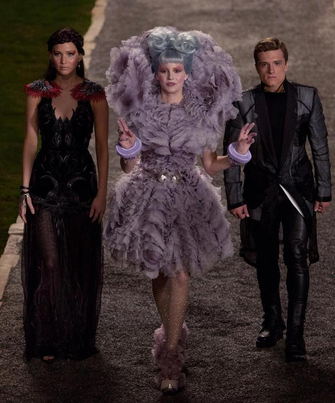 New still from The Hunger Games: Catching Fire