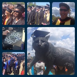 And even more photos from #UNH13.  Congrats, again!  (at 2013 UNH Commencement)