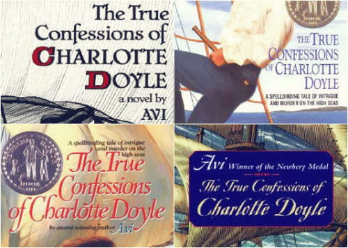 essay on the true confessions of charlotte doyle The true confessions of charlotte doyle by avi discussion questions: 1 one of the reasons i chose this book was to discuss the differences in the way.