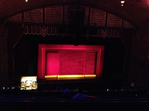 Almost time for Sister Act :) beyond excited!!