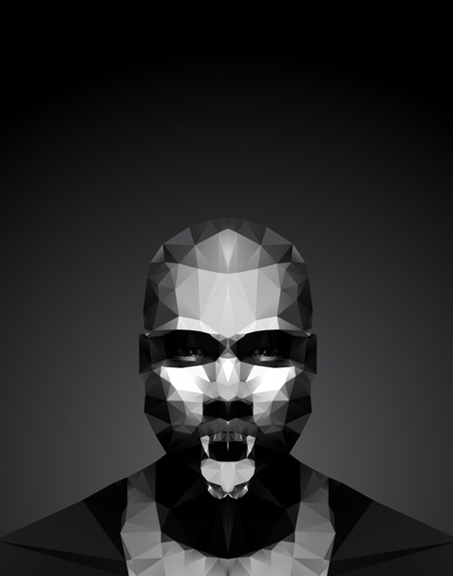 svdp:  Kanye West - by design collective Three of the Possessed