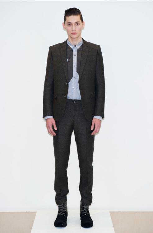 Miharayasuhiro Fall 2014 Menswear