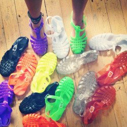 ladyluck101:   Jelly Beans shoes click here to buy online