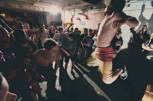 brutal-youth:  TURNSTILE