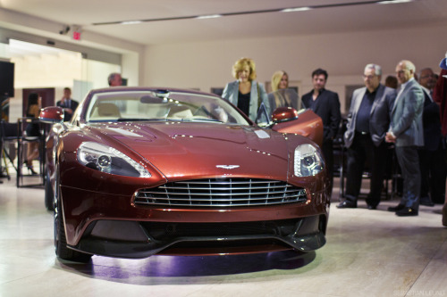 automotivated:  Vanquish Redone. (by Sebastian Leung)