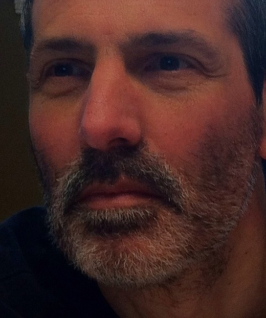 Looks like I'm not shaving today…Just made this my facebook profile pic…John