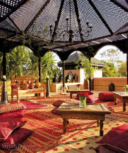 (via La Sultana Marrakech, Morocco : The Stylish Traveler)