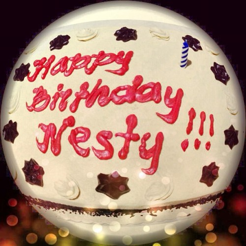 Happy birthday, Tito Nesty! #birthday #family #cake