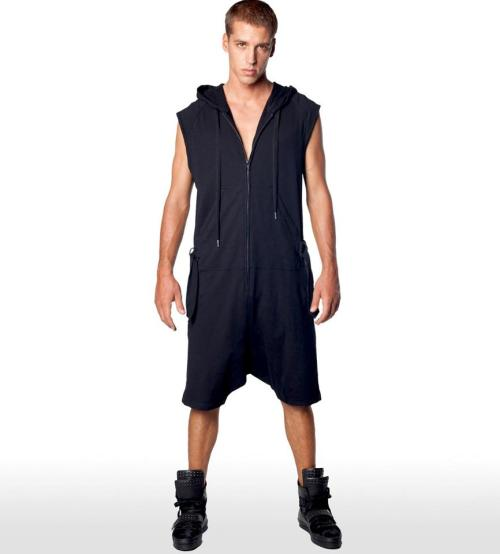 CULT Fashion: Skingraft men's jumpsuit The only 'onesie' I'd ever be caught wearing!