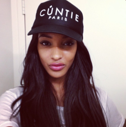 s-kulls:  jourdan dunn