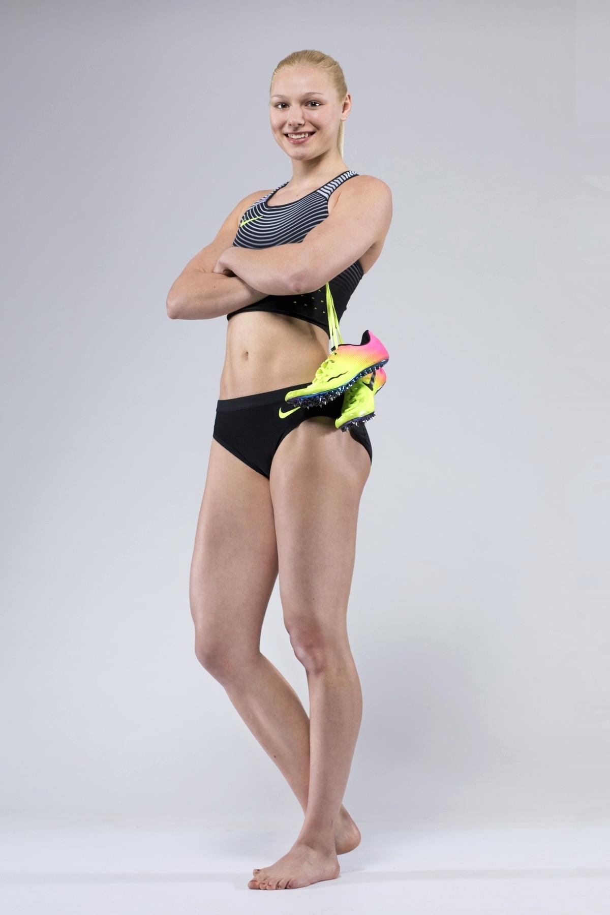 Lisa Mayer (Germany) – Gymnastics