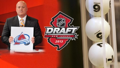 Avs win draft lottery for top pick
