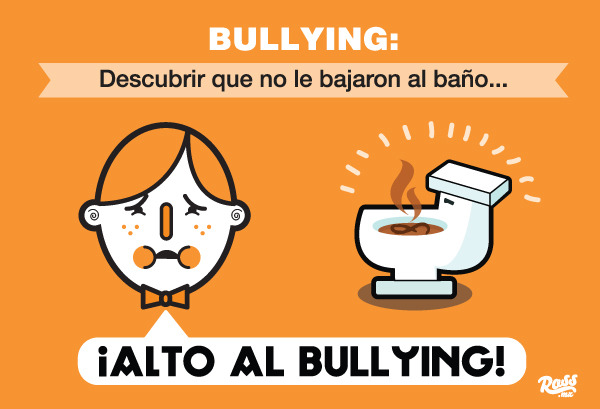 D: esto si es Bullying! // http://ross.mx/365/bullying-2/