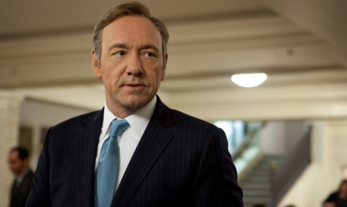 "Bob Garfield of On The Media discusses Netflix's ""House Of Cards""with Brian Lehrer."