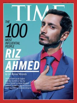 celebsofcolor:  Riz Ahmed for TIME: The 100 Most Influential People