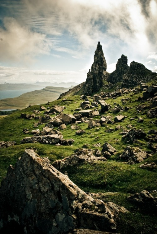 melissacronk:  Isle of Skye, Scotland