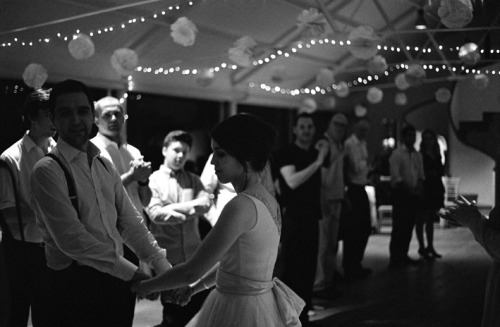Wedding ceilidh at Crear