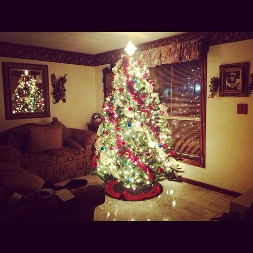 Oh siiiii #christmastree 🎅🎄🎁💝🎉😇👼❤💕
