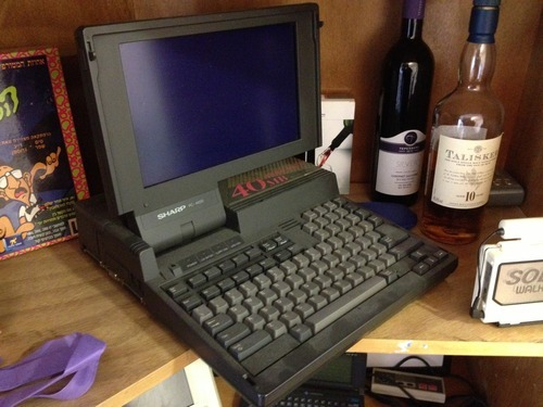 Sharp PC-4600