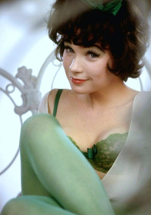 retrogirly:  Shirley MacLaine