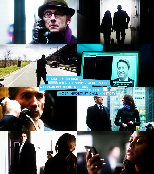 whatisdeadmayneverdie:  Person of Interest 2x21 Zero Day