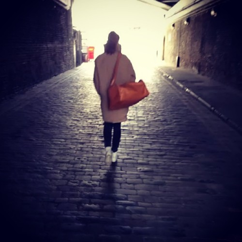 Carrying us through. #OldFashioned Weekender Bag #hardgraft