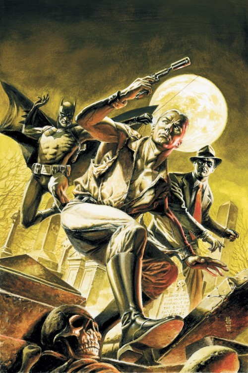 comicbargains:  Batman, Doc Savage & The Spirit: First Wave $14.99 + SPRING SALE (UP TO 60% OFF) View Post