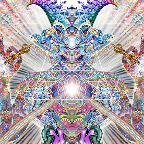 iamamanandageek:  #artwork #psychadellic #trippy #gateway #truth #realm #dmt