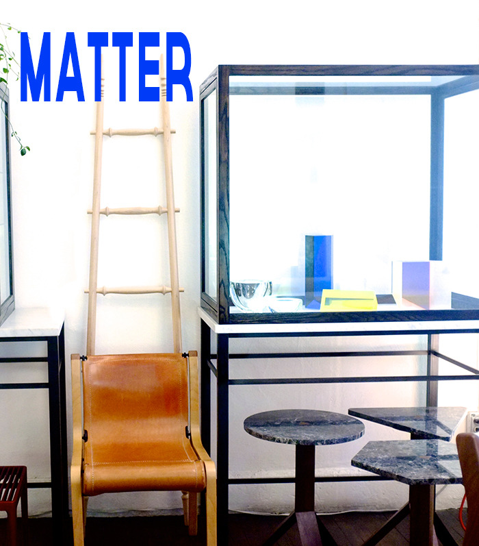 Shop Talk: Matter Matters. A few weeks ago I was downtown with Cookie and we decided to pop in to Matter. Matter is basically…View Post