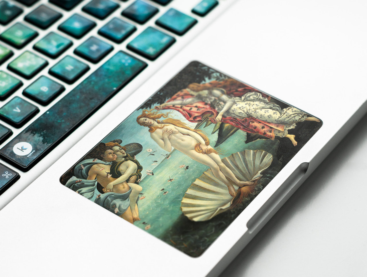 Culture n lifestyle beautiful laptop keyboard stickers for Adesivi computer