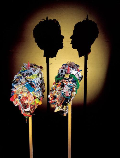art Tim Noble & Sue Webster