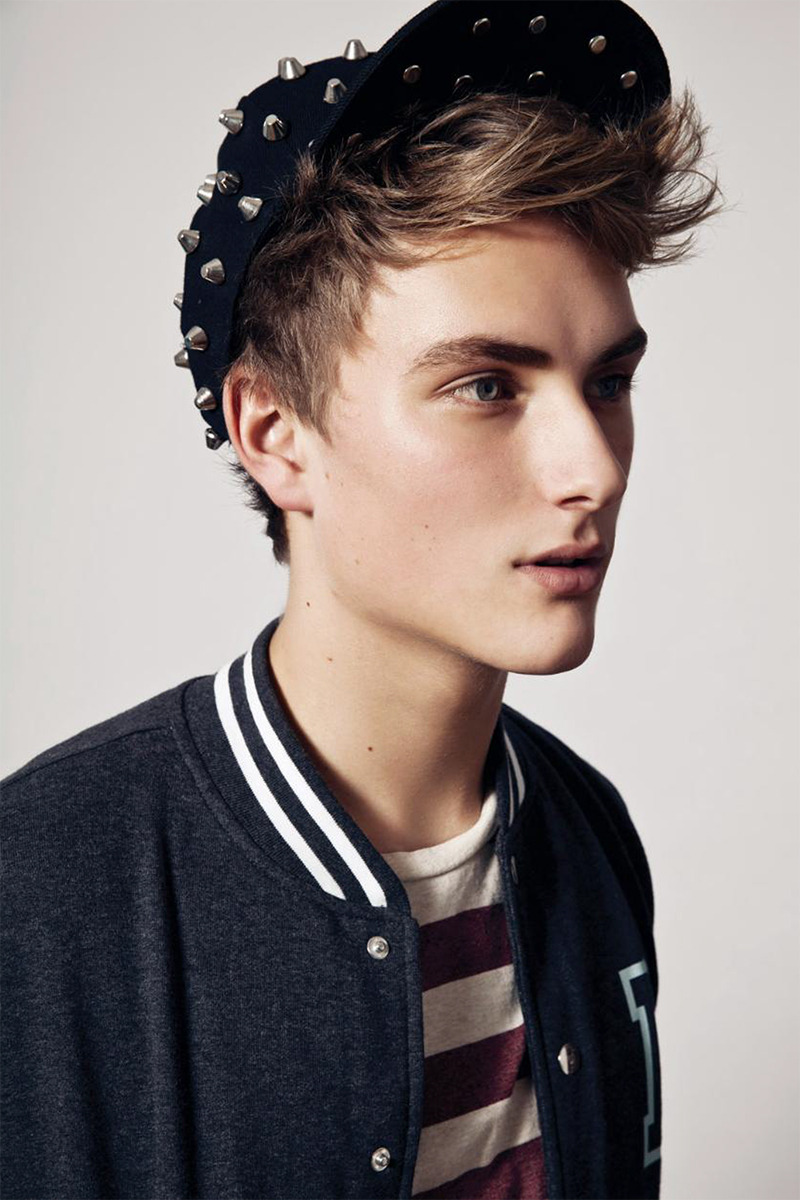 strangeforeignbeauty:  Ingmar Jessen [ fave models | 1000+ notes | facebook | twitter ]