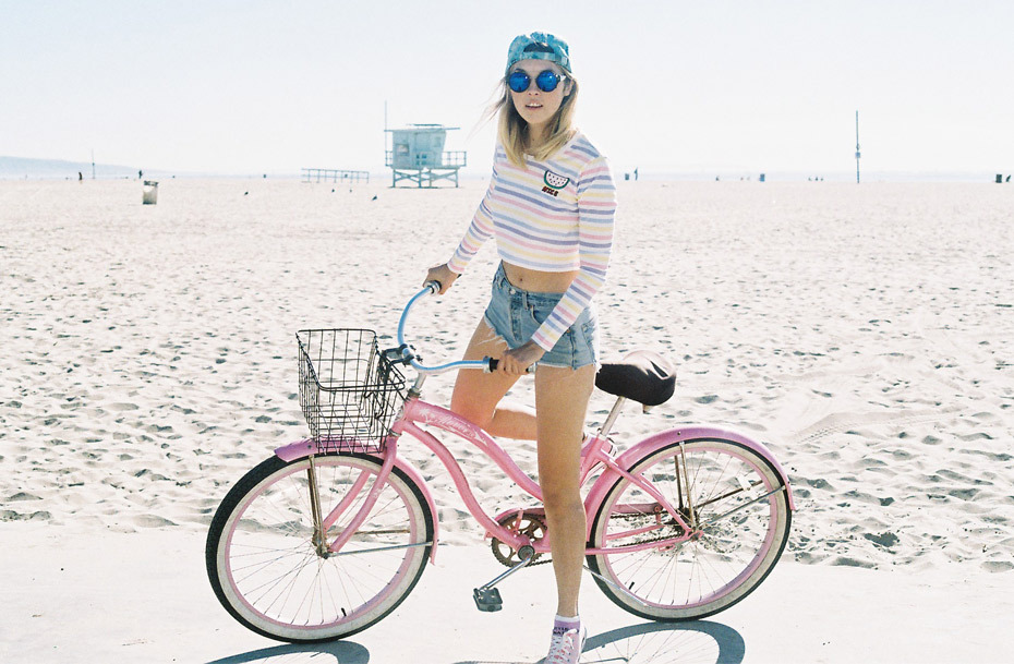 lazyoaf:  Venice Beach Biking