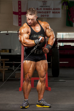 drwannabe:  Flex Lewis [view all posts of Flex]