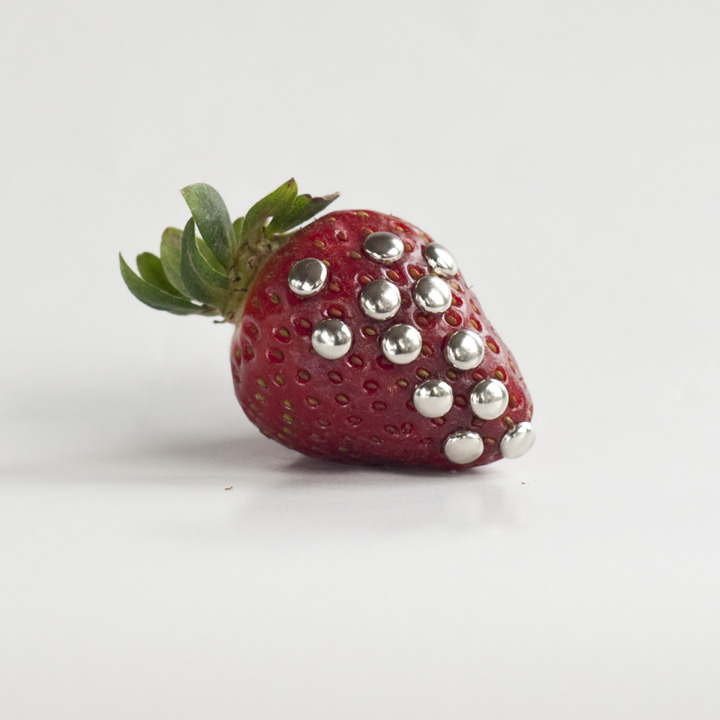 STRAWBERRY BY SCOTT YOUNG 2013 *image captured by harmony villandry