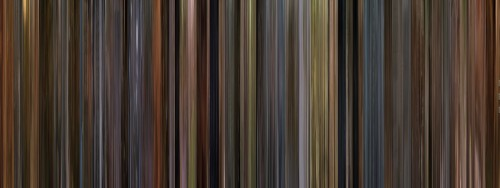moviebarcode:  A Beautiful Mind (2001)